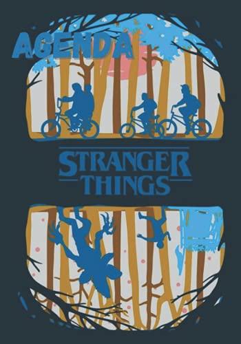Agenda Stranger Things: Agenda scolaire 2021 - 2022 Stranger Things pour Garçon / Fille   Étudiant(e) Pour Collège Lycée ...  