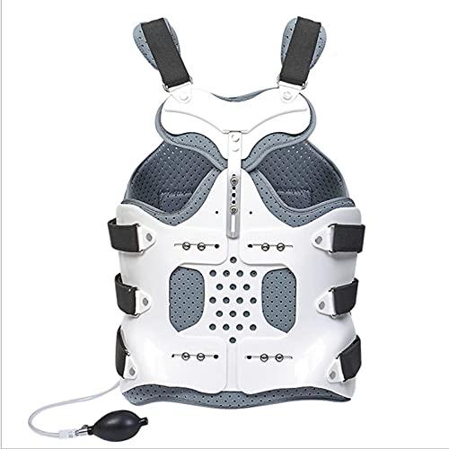 NNBD Ortesis Lumbar Ajustable Soporte De Espalda, Protector Espinal Ortesis Toracolumbar Bolsa De Aire Universal Corrector De Postura De Espalda