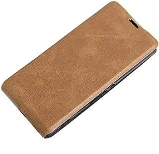 جراب جلدي كلاسيكي لهاتف Xperia XA F3111 لهاتف Sony Xperia XA Ultra Dual F3211 جرابات جلدية قابلة للطي عليها صورة Coque Etu...
