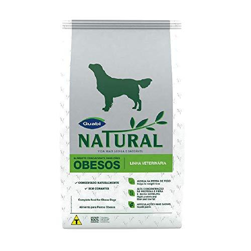 Ração Guabi Natural Caes Obesos 10kg