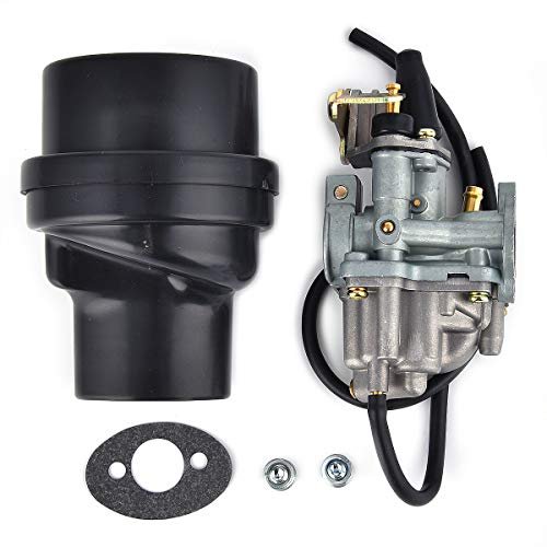 Caja de filtro de aire para Suzuki LT50 1984-1987 ATV Carb