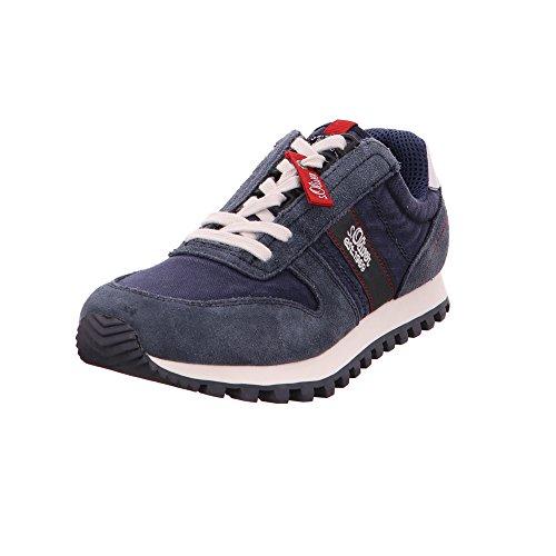 s.Oliver Herren Sneaker Sneaker in Turnschuh-Optik 13634/805 blau 400677