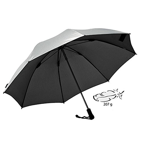 EuroSCHIRM Swing Liteflex Umbrella (Silver U)