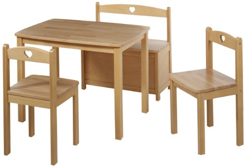 Schardt Bench Kids (natur)