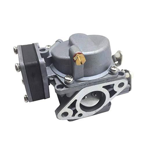 MagiDeal Carburador 3G0-03200 Ensamblaje para 2 Tiempos Tohatsu 2 Tiempos 9.8HP M9.8