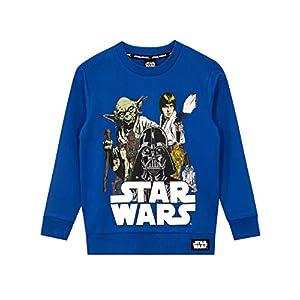 Star Wars Sudadera para niños Guerra de Las Galaxias 32