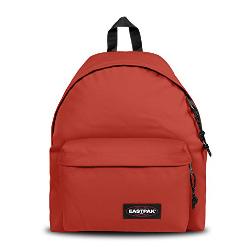 Eastpak Pak'R Imbottito Zaino, Rosso (Terracotta Red)