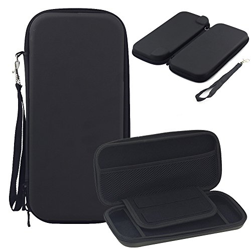 Carry Case for Nintendo Switch - YZtree Portable Travel Carry Case, Protective Carrying Case for Travel, Black