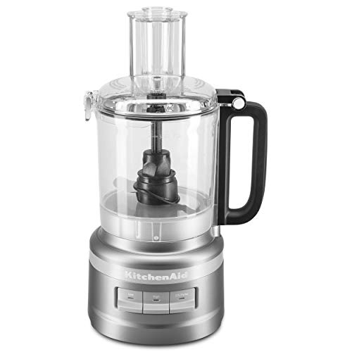KitchenAid 9-Cup Easy Store Food Processor (Silver) $80 + Free Shipping