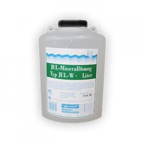 Judo Minerallösung JUL-W für Härtegrad 1+2 25 Liter