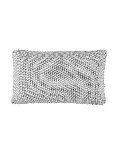 Marc O'Polo kussen Nordic Knit kleur zilver 30x60cm