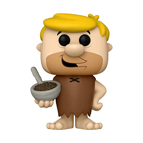 Funko Pop! Ad Icons: Cocoa Pebbles- Barney with Cereal Standard