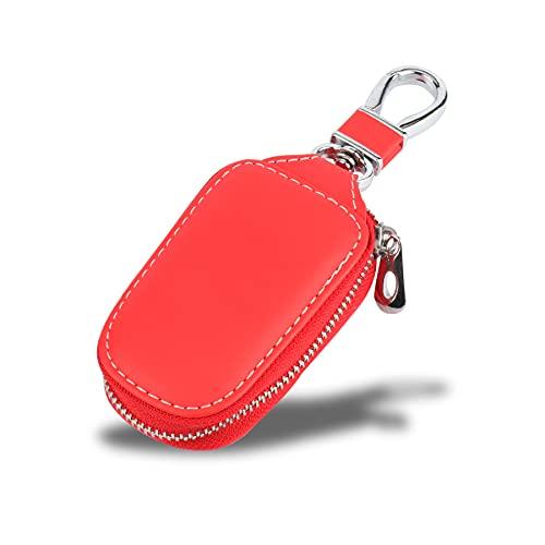Amiss Universal Key Fob Cover Case, Car Key Case, Key Fob Protector, Genuine...