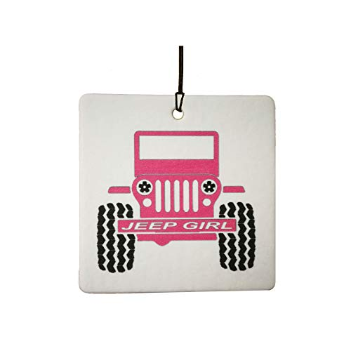 AAF Ambientador De Coche Jeep Girl