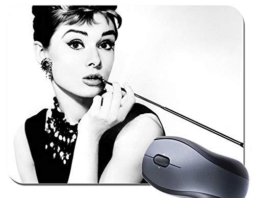 Audrey Hepburn Tappetino per Mouse. Qualità della pellicola tappetino da Mouse