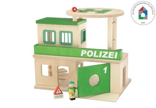 Woody Click - Polizeiwache