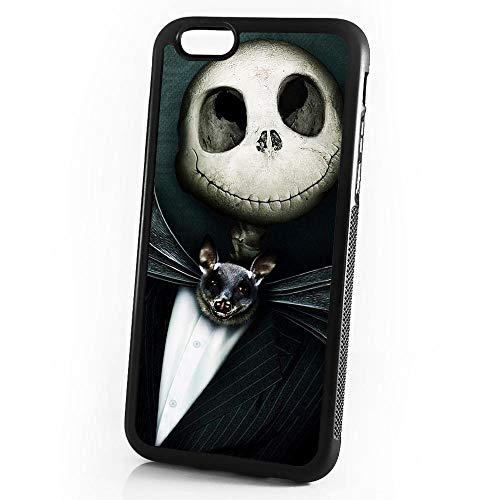 (for iPhone 6 Plus/iPhone 6S Plus) Durable Protective Soft Back Case Phone Cover - HOT11626 Nightmare Before Christmas