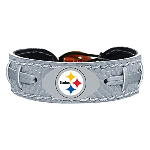 GameWear NFL Pittsburgh Steelers BraceletReflective, Reflective, One Size -  Caseys-Distributing, RB-NFL-PIS