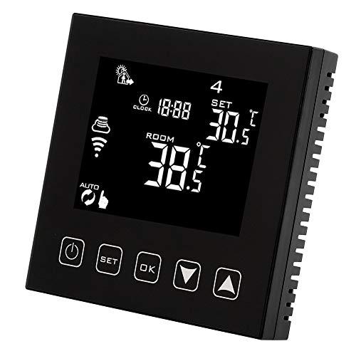 Termostato, termostato di riscaldamento dell'acqua, termostato intelligente, multimodale per il controllo della temperatura domestica