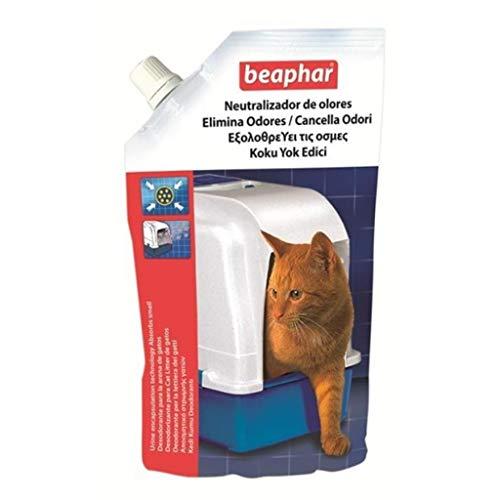 Absorbeur d'odeur pour litière à chat