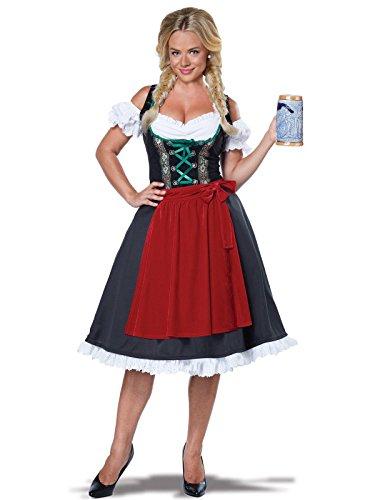 California Costumes Womens Oktoberfest Fraulein Costume Medium