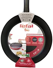 TEFAL Tempo Flame 24 cm Frypan, with Thermo Spot, Red, Aluminium, C3040483