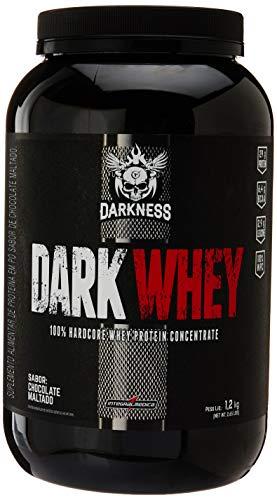 Dark Whey 100% Chocolate Maltado 1, 2Kg, Darkness