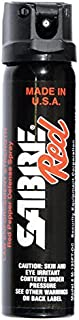 SABRE Red Pepper Spray - Police Strength - Magnum 120 with Flip Top (4.36 oz)