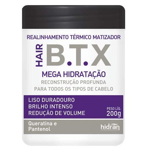 Hidran BTX, Producto alisador de pelo (Matizador) - 200 gr