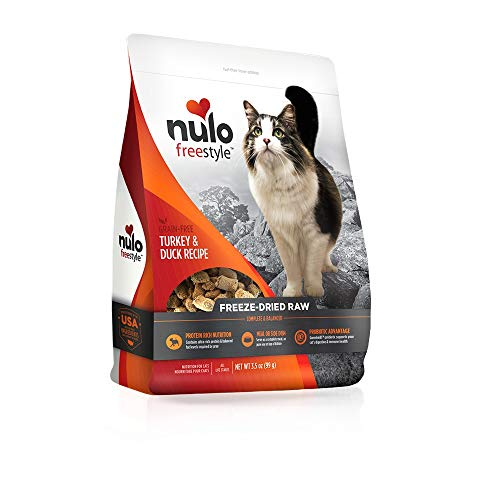 Nulo Freestyle Cat Freeze-Dried Raw Turkey & Duck 3.5 oz