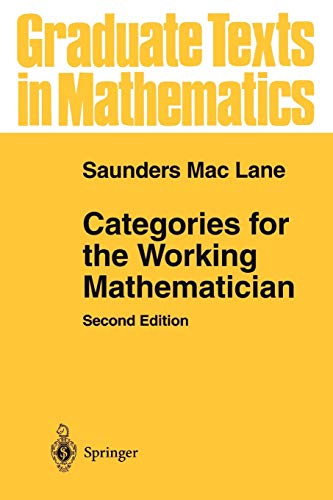 Categories for the Working Mathematician: 5