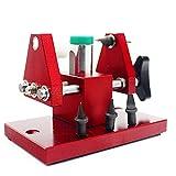 Ver herramientas de apertura de la parte posterior del reloj Abridor de la parte posterior de la caja a presión para apretar la máquina de la cubierta inferior del reloj Máquina de apertura de la pala