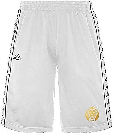 Kappa Mad Lions Official Short 2020 - Pantalones Cortos Unisex Adulto