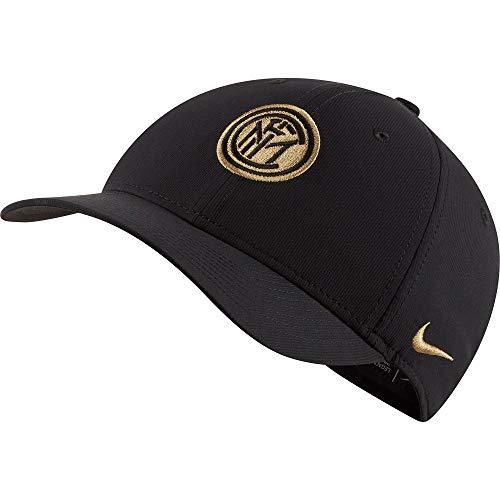 Nike Inter Mailand L91 Cap - schwarz/golden 2019-2020
