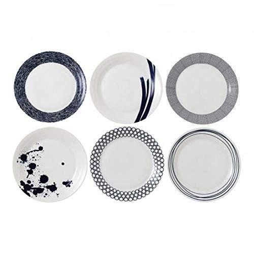 Pacifisch diner plaat 11 stuks 6 gemengde modi