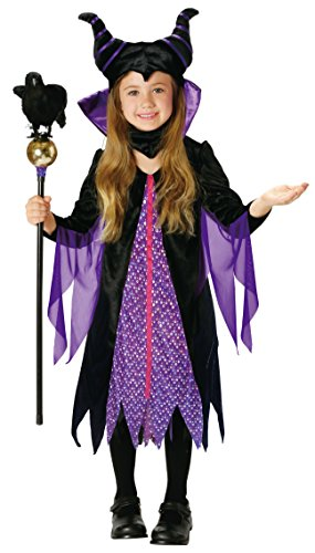 Rubie's Disney Sleeping Beauty Maleficent Disney Kids Kostuums meisje 100cm-120cm