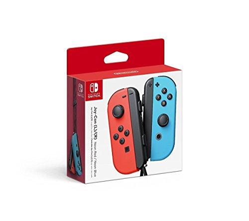 los controles de nintendo switch fabricante Nintendo