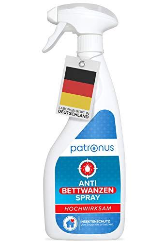 Patronus Anti Bettwanzen-Spray zur...