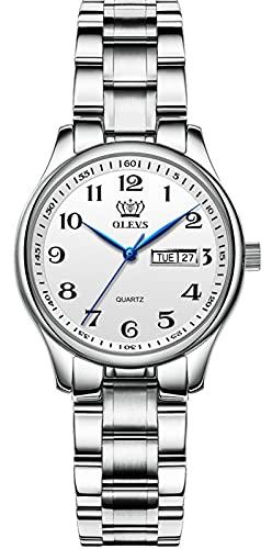 OLEVS - Damen -Armbanduhr- K-L5567-$P