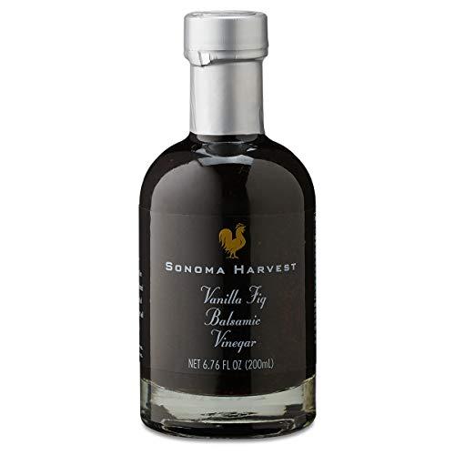 Sonoma Harvest Vanilla Fig Balsamic Vinegar, Fig, Balsamic Vinegar, Cooking Vinegar, Vinegar, Kitchen, Pantry, Food, Vanilla, Flavored Vinegar