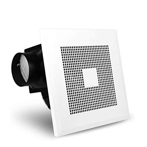 DYXYH De Escape de ventilación del Ventilador del Ventilador de bajo Ruido de baño Cocina Tubo de la ventilación de Techo Silencio Inicio Fuerte