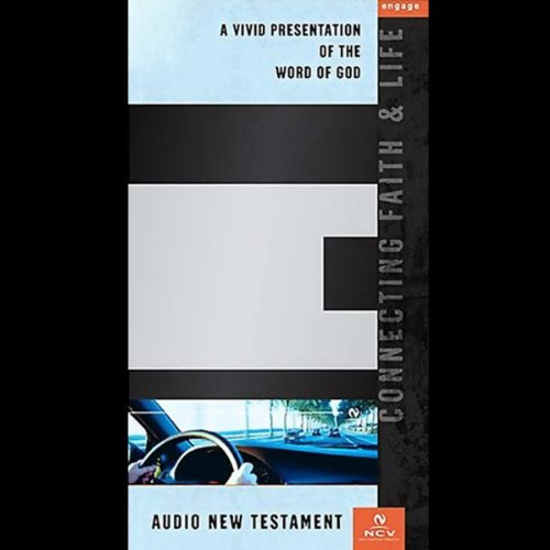 Audio Bible - New Century Version, NCV: New Testament audiobook cover art