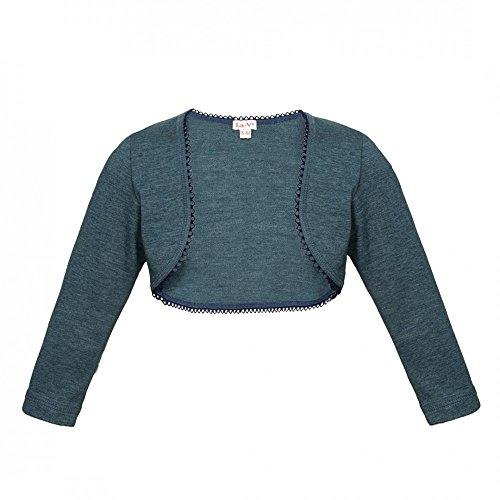 La-V La-V Mädchen Bolero Jeans-Blau/Größe 116-122