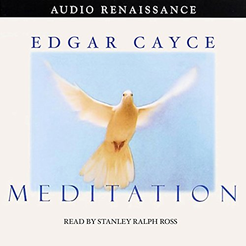 Meditation audiobook cover art