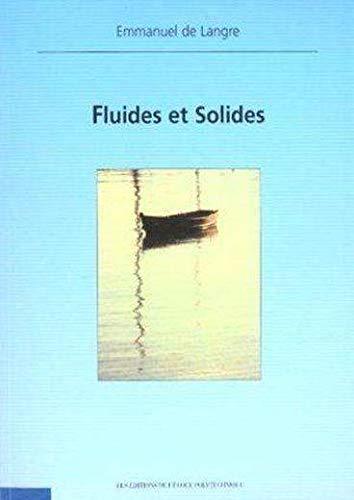 Fluides et solides