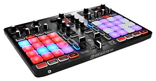 Hercules DJ P32 Pad MIDI Controller (Multicolor)