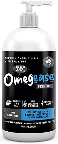 Top 10 best selling list for human fish oil supplements for cats