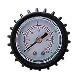 LIOOBO Strumento Pneumatico di decompressione del gonfiatore dell'Aria del misuratore di P...