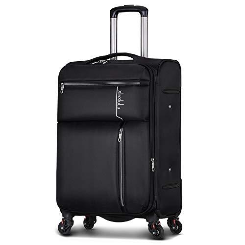 SONGXZ Koffer Boarding Case Oxford Stoffkoffer 20 Zoll 24 Zoll Passwort Koffer