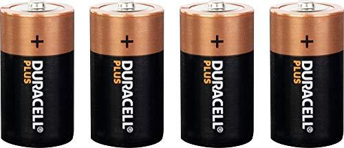 Duracell C Batterie, confezione da 4